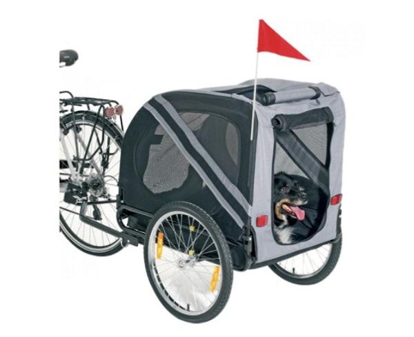 Remorque de vélo pour chien Doggy-Bike