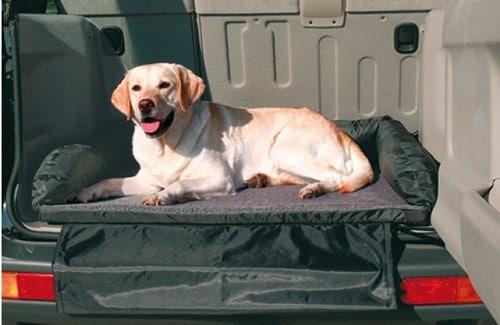 Housse de protection de voiture pour chien