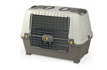 Cage de transport pour chien Skudo-Car