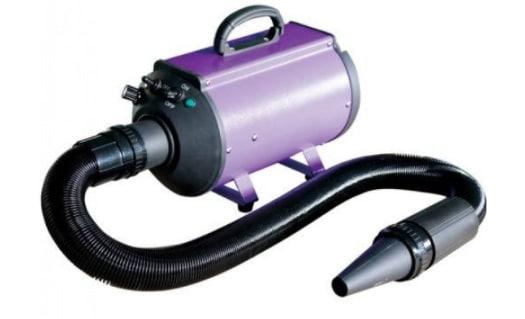 Séchoir pulseur pour chien portable 2200 watts