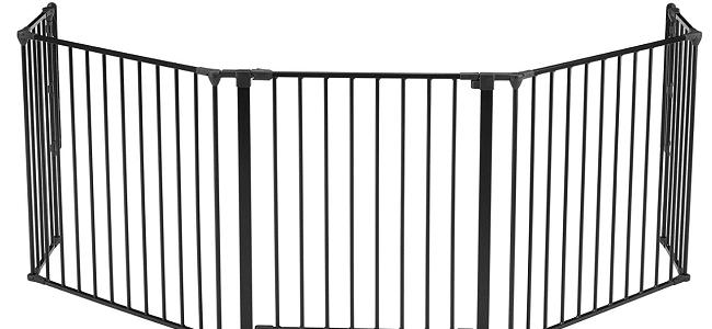 une barrière pour chien pratique