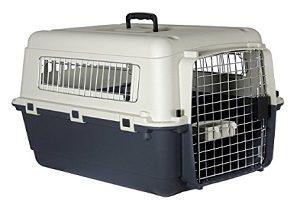 cage en plastique pour chien