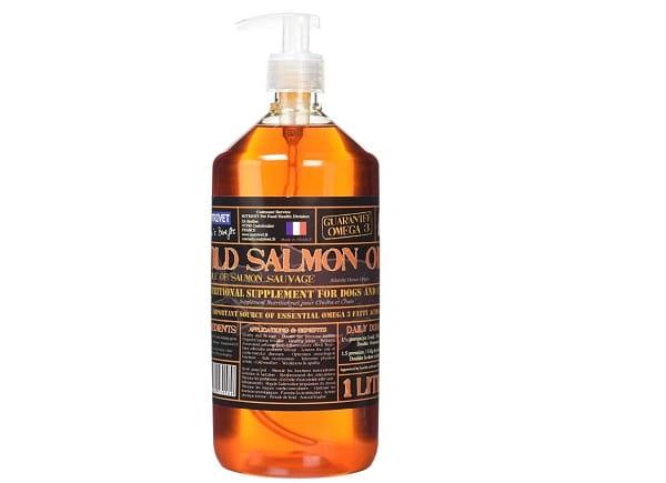 huile de poisson nutrivet