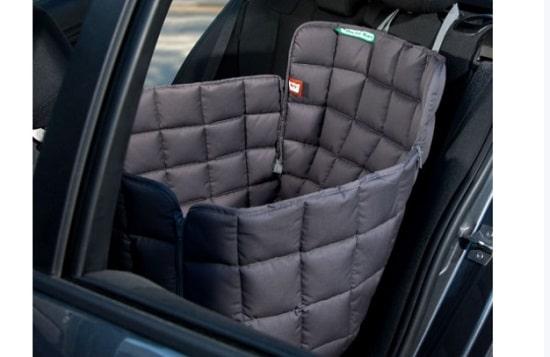 Protection de siège automobile pour chien